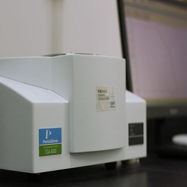 热重分析仪:PE TGA